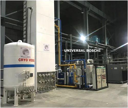 Liquid Oxygen Plants - Liquid Oxygen Plant Manufacturer from New Delhi