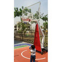 Swing N Slide Basket Ball Poles (sns 808)