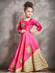 Kid's Party Wear Gown