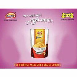 Besan Masala Salted Sethia''s Bikaneri Bhujia, Packaging Type: Packet,Bag