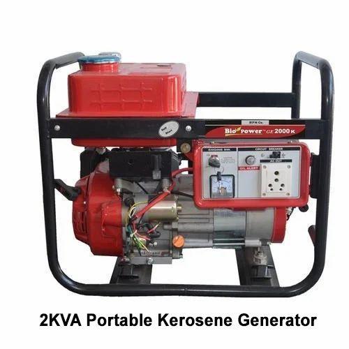 2 Kva Portable Kerosene Generator