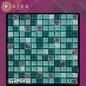 Designer Sisa Glass Mosaic Tiles