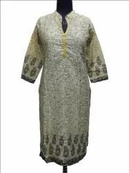 Cotton Women Kurtis