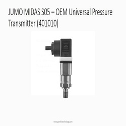 Jumo Pressure Transmitter