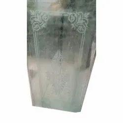 Designer Glass Sheet, 3-10 Mm