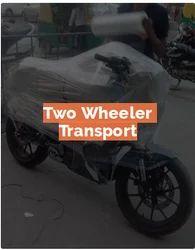 Two Wheeler Transport Service