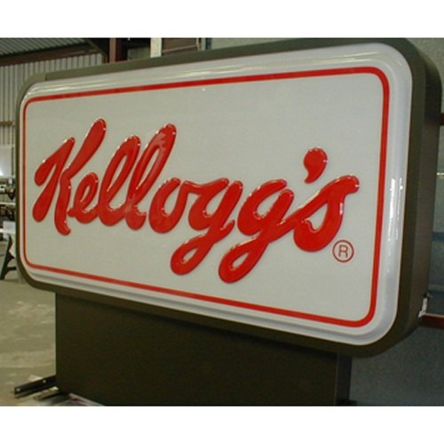 Thermoforming Signage