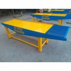 Table Vibrator Paver Block Making Machines