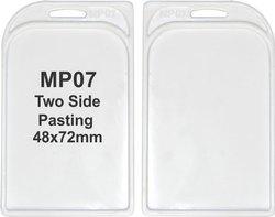 MP07 Plastic ID Card Holder