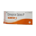 Glimepiride Tablets IP