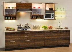 Residential Wooden Modular Kitchen, East India