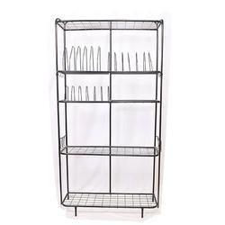 Silver Kitchen Shelf