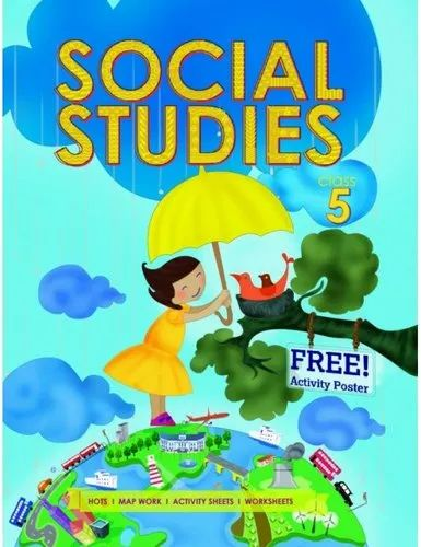Social Studies Part 5 Book At Rs 279 Piece Social Science Books Id 20692395912