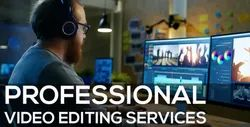 Commercial Video Editing Service in Pan India
