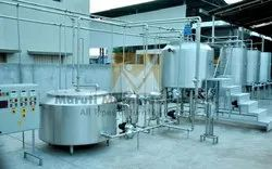 Ready To Drink Plant Beverages Plant, Capacity: 500 Lph