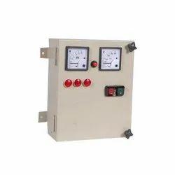 PE Single Phase Control Panel, For Motor. Conveyors, Spm, 230