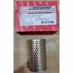 Stainless Steel Mahindra Truck Oil Filter