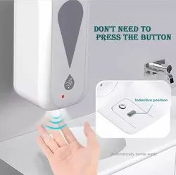 Touchless Hand Disinfection Machine ,Automatic, Wall-Mounted Sensor Mist Spray