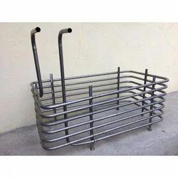 Titanium Cooling/Heating Coil