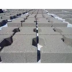 I Shaped Concrete Paver Block