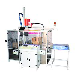 Corrugated Box Packing Machine