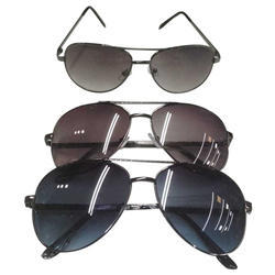 89eabef08447 Male Metal Stock Aviator Sunglasses