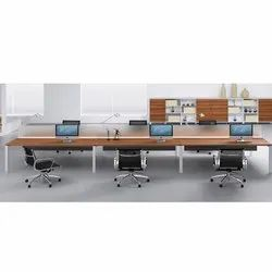 6 Seater Office Workstation
