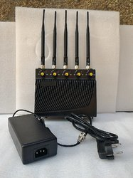 Signal jammer manufacturers - Adjustable Cell Phone Jammer & WiFi Jammer with Built-in Directional Antenna