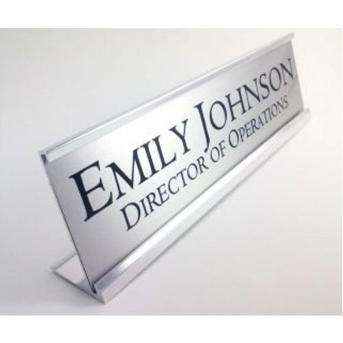 table top name plate at rs 10 inch name plates id 15822804948
