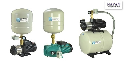 Domestic Pressure Booster System at Rs 14000 /set | प्रेसर ...