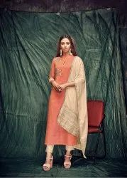 Pr Fashion Launched Beauty And Comfort Wearing This Readymade Kurti