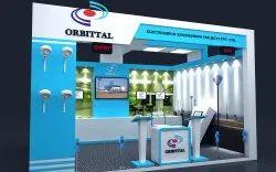 Exhibition Stall Panel Design Service