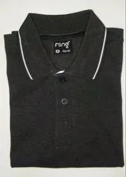 Men's Cotton Corporate Collar T-Shirt