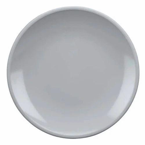 Acrylic Dinner Plate  sc 1 st  IndiaMART & Acrylic Dinner Plate Dinner Ki Plate Lunch Plate ??? ?? ...