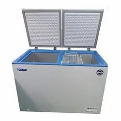 Blue Star CHF300 Double Door Deep Freezer