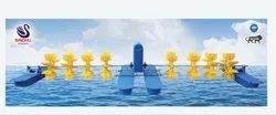 8 Paddle Wheel Aerator