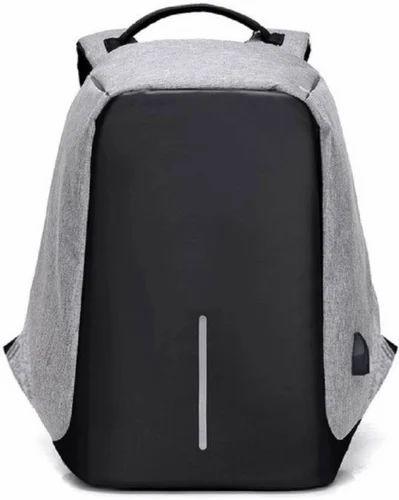 Caris Unisex Anti-Theft Laptop Travel Backpack with USB Plug Charging port  20 L fa8f162ef9681