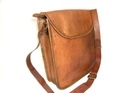 Genuine Leather Easy Messenger Bag