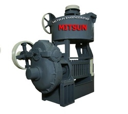 Semi-Automatic Oil Milling Plant, Capacity: 5-20 Ton/Day