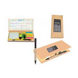 Multi Stationery Box With Calculator