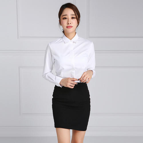 e21a35f886 Black And White Cotton Ladies Formal Office Skirts Wear, Waist Size: 26-32