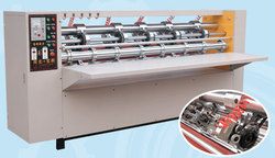 5 Ply Thin Blade Cutting & Creasing Machine