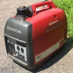 Air Cooled Petrol Honda EU2000i 2 kVA Portable Generator