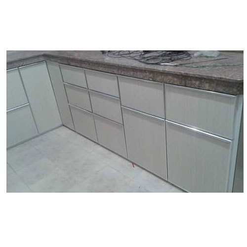 Aluminum Kitchen Cabinet Partition Size 30 9 Rs 130 Square Feet