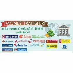 Retainer Based Personal Domestic Money Transfer Service Center and Agency