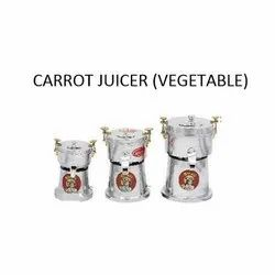 Carrot Electric Juicer, Capacity: 5, 10 and 15 L