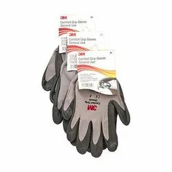 Nitrile 3M Comfort Grip Gloves General Use