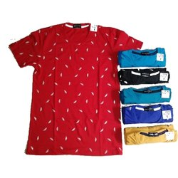 CKL Cotton Designer Mens T-shirts, Size: M - XXL