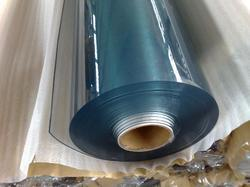 PVC Glass Clear Rubberized Flexible Rolls