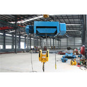 Wire Rope Electric Hoist Goods Elevators
